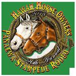 Panaewa Rodeo Stampede Logo